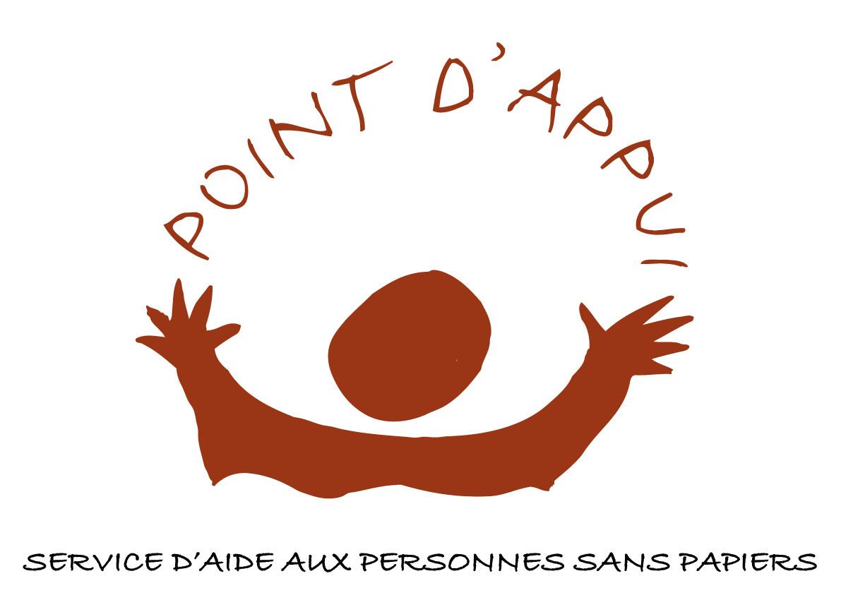Point d'appui ASBL logo