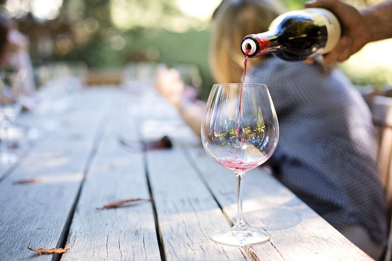 dégustation de vin St Vincent de Paul Vaux Sous Chevremont