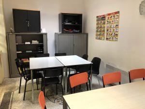Ecole de devoirs à Liège - Vincent de Paul