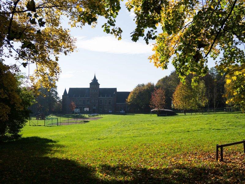Plaine vacances du Château d'Hollogne Saint Vincent de Paul Liège