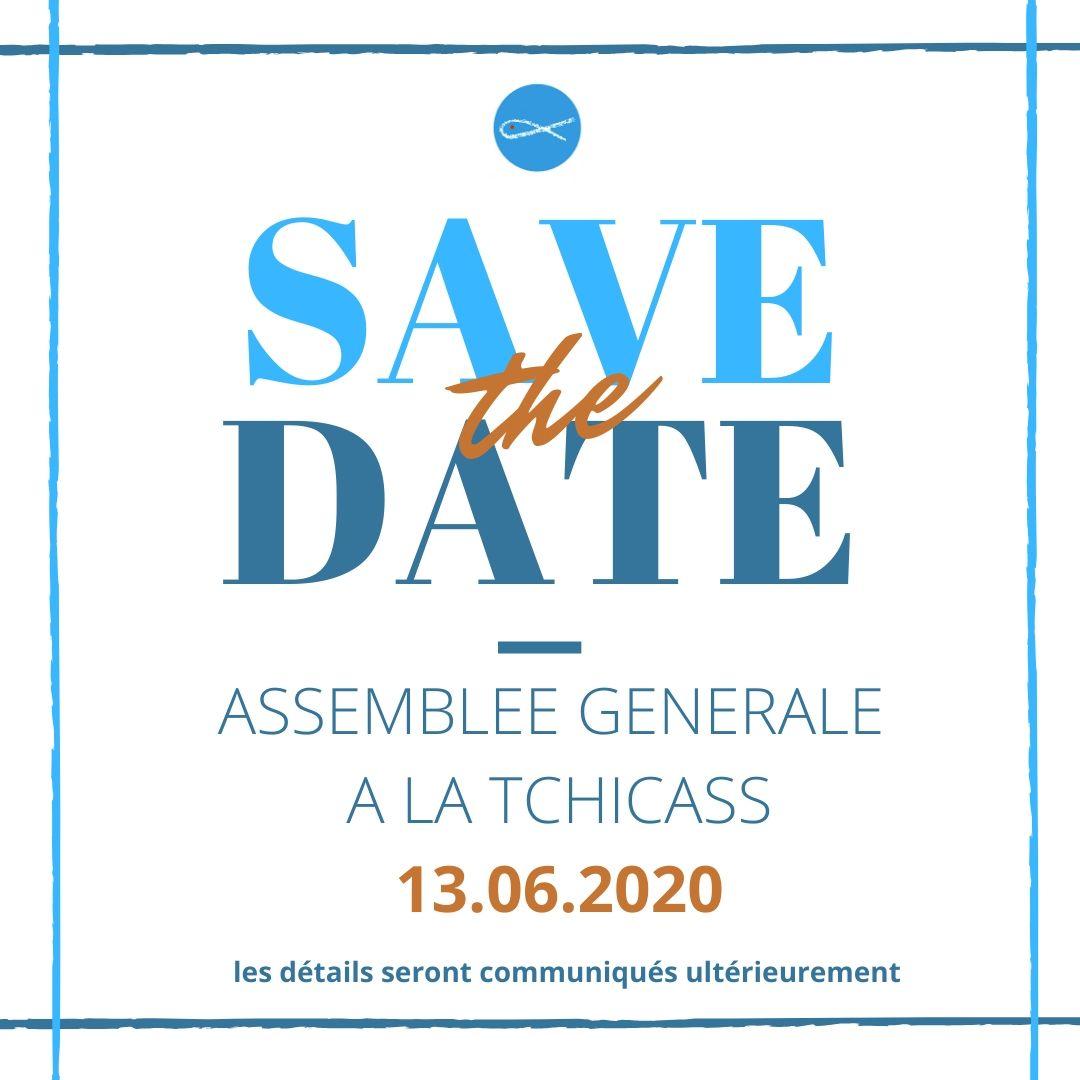 Save the date assemblée générale